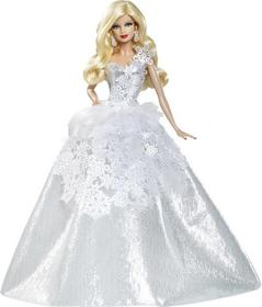 Mattel Barbie Collector Lalka Zimowa Królowa Śniegu 2013 X8271
