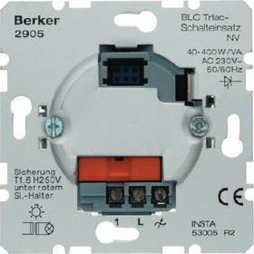 Berker Elektroniczny sterownik załączający BLC NN 40-400VA 2905