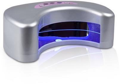 Vanity Lampa UV Led 12W Srebrna Rogal