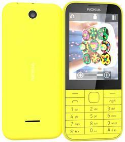 Nokia 225 Dual Sim Żółty