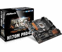ASRock H170M PRO4S