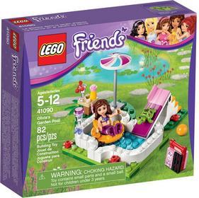 LEGO Friends 41090 Ogrodowy basen Olivii