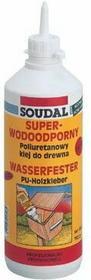 Klej poliuretanowy wodoodporny do drewna SOUDAL 66A