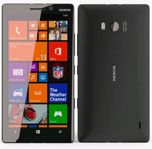 Nokia Lumia 930 Czarny
