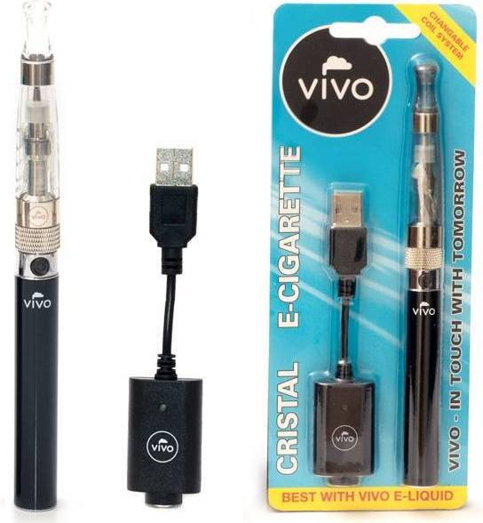 VIVO E-papieros Cristal