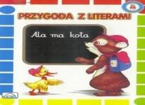 PRZYGODA Z LITERKAMI ALA MA KOTA-DELT
