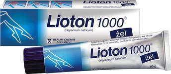 Berlin Chemie Lioton 1000 100 g