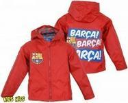 FC Barcelona Kurtka przeciwdeszczowa FC Barcelona