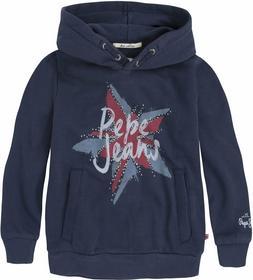 Pepe Jeans bluza dziewczęca Elsa 122 ciemnoniebieski