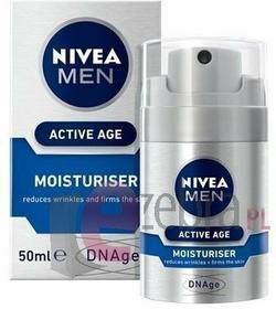 Nivea FOR MEN DNA-ge krem Active Age 50mlml