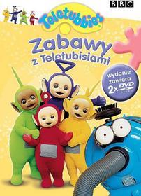 Teletubisie: Zabawy z Teletubisiami DVD