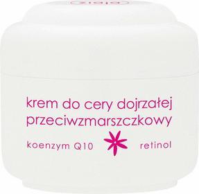 Ziaja Krem do cery dojrzałej przeciwzmarszczkowy z Koenzymem Q10 i Retinolem 50ml