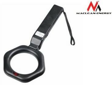 Maclean Ręczny wykrywacz metali MCE101