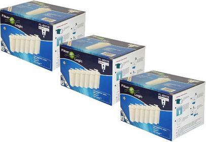 Filter Logic Filtr wody Do dzbanka FL601G - kompatybilny z Brita Classic - 18 s