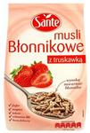 Sante Musli błonnikowe z truskawką 200 g