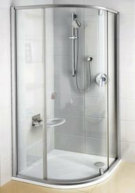 Ravak Pivot PSKK3-90 90x90 profil biały szkło transparentne 37677100Z1
