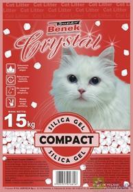 Certech Super BENEK Crystal Compact GWIEZDNY PYŁ Żwirek silikonowy 15 kg