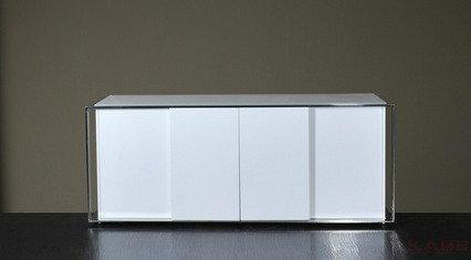 Kare Design Komoda Vanity White (4 drzwi) 79447