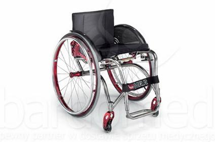 Mobilex Wózek inwalidzki aktywny Offcarr Quasar