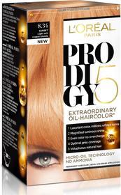Loreal Prodigy5 8.34 Zachód Słońca Jasny Miedziany Blond