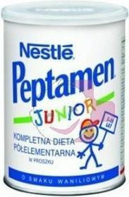 Nestle Peptamen Junior waniliowe 400g BLOZ7-8149001