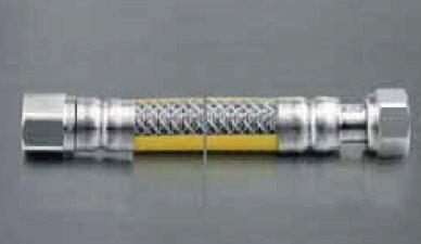 Valvex S.A. Przewód elastyczny do gazu w osłonie PCV z obrotową nakrętką, L = 12