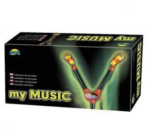 Dromader My Music Mikrofon Stojący 00548