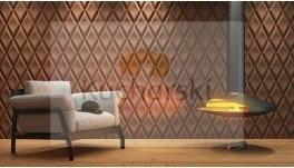 Dunes Rhombus - Panel dekoracyjny ścienny 3D