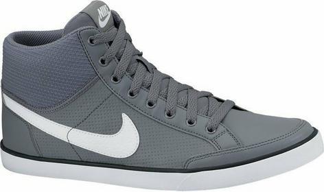 Nike Capri III Mid LTR 579623-019 biało-szary