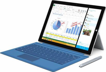 Microsoft Surface 3 Pro 64GB