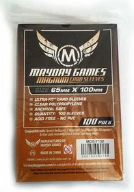 Mayday Games koszulki do kart Magnum Copper (Magnum Copper 7 Wonders Card Sleeves
