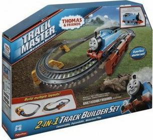 Mattel TF TM Zestaw Budowniczego Torów CDB57