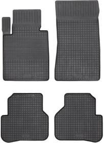 MotoHobby MERCEDES GLK -Mercedes GLK (2008 - ) - Komplet dywaników gumowych, dyw
