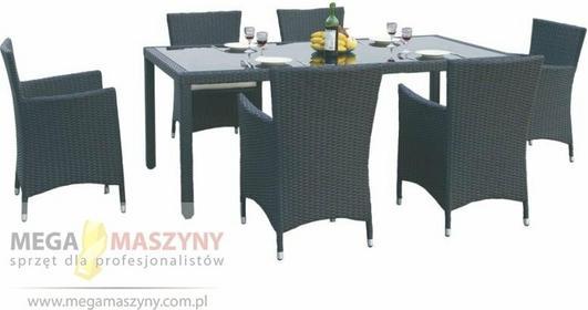 Bello Giardino Zestaw mebli stołowych CAPITALE