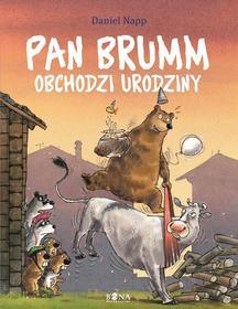 Daniel Napp Pan Brumm obchodzi urodziny