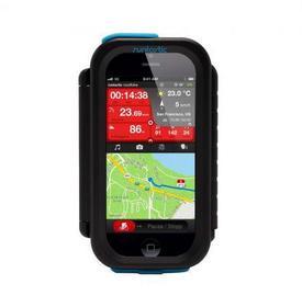 Runtastic RUNCAI1B - Uchwyt rowerowy dla iPhone, czarny
