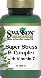 SWANSON Super Stress B-Complex 100 szt.