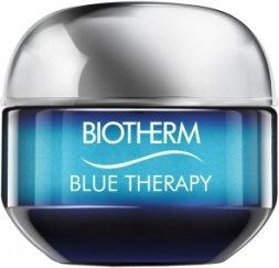 Bohemia Blue Therapy Blue Therapy przeciwzmarszczkowy krem na dzień do skóry suchej SPF 15  50ml