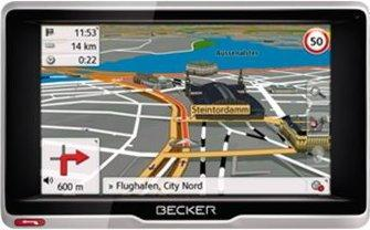 Becker Active 5 LMU Plus Europa