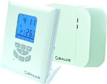 Salus Regulator T105RF Bezprzewodowy elektroniczny Regulator temperatury-tygodni