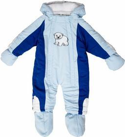 Playshoes Kombinezon zimowy niebieski PL324O000-K11