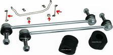 łączniki + gumy stabilizatora przedniego Chrysler Voyager