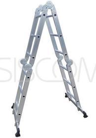 fc pl Drabina Aluminiowa 4x3