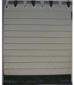 Dekoria Roleta rzymska na kółkach z szelkami 140x170 103-63+104-12, 140x170
