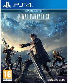 Premiera Final Fantasy XV PS4