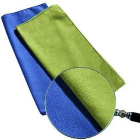 Ręcznik z mikrofibry Ultralight (S - 60x30) - Cocoon - Fjord Blue
