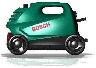 Bosch Aquatak Go