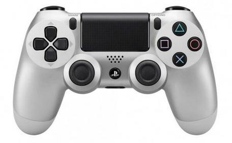 Sony DualShock 4 Srebrny