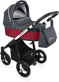 Baby Design Husky Red