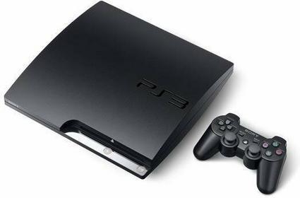 Sony PlayStation 3 Slim 320 GB